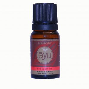 BLEND OF PURE ESSENTIAL OILS - SYNERGITIC 10ML