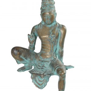 Avalokiteshvara Replica - Brass  - 21""