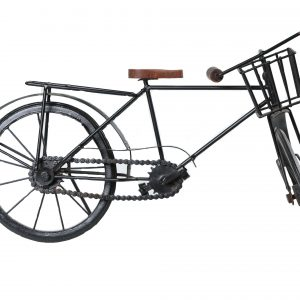 METAL BICYCLE  WOODEN & RUBBER MIX LARGE